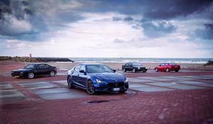 Aus Liebe zum Maserati