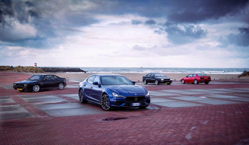Aus Liebe zum Maserati von Sytse Dijkstra