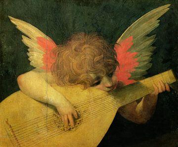Engelenmuzikant, Rosso Fiorentino