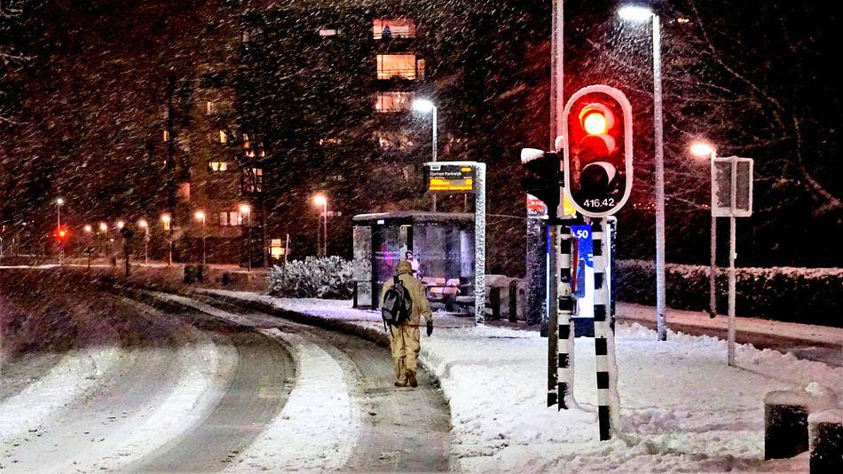 Op weg naar huis van Arjan Schalken