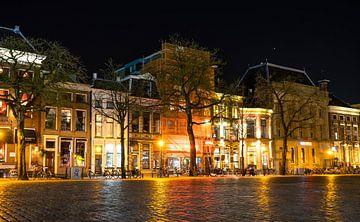 Vismarkt Groningen van Lennart Menger