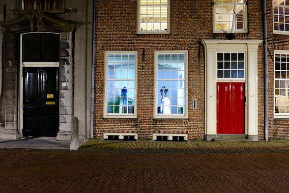 Achter de Dom 14-18 in Utrecht van Donker Utrecht