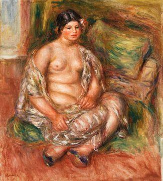 Renoir, Sitzender Sklave (1918) von Atelier Liesjes