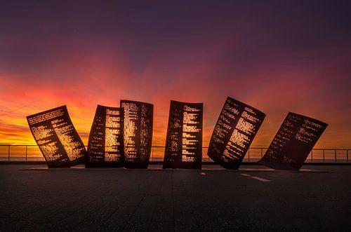 Vissers monument Katwijk van