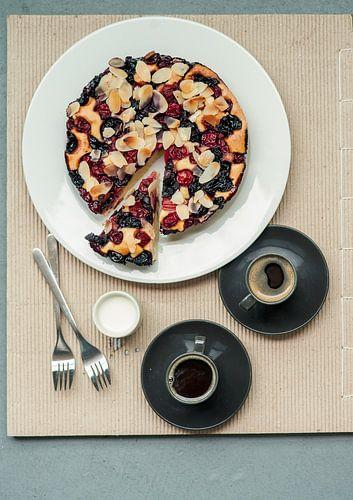 Pie and Coffee please von Jos de Boer