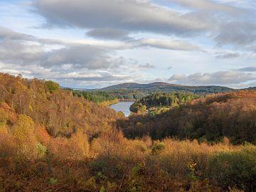 Loch Katrine, Schotland van Noortje van Zuidam