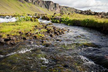 Ijslands watertje van Ewan Mol