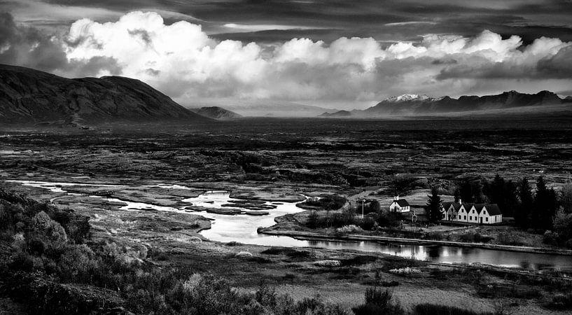 Þingvellir van Jeroen Linnenkamp