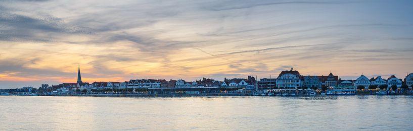 Lübeck-Travemünde Skyline von Werner Reins