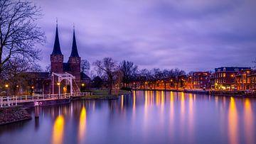 Oostpoort Delft von Michael van der Burg
