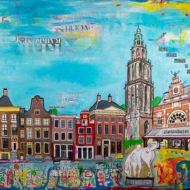 Groningen Stadt von Janet Edens