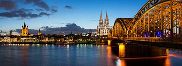 Köln Panorama sur davis davis