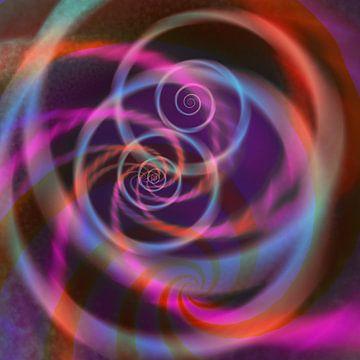 Andromeda Firework 46 von Claudia Gründler