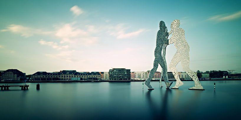 Berlin - Molecule Man van Alexander Voss
