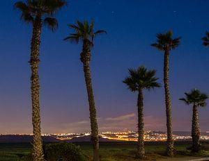 View at Tijuana, Mexico