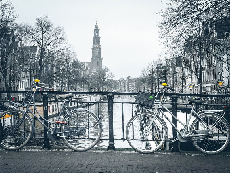 Amsterdam Canals van Ali Celik