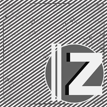 Op-Art - Zebrapad