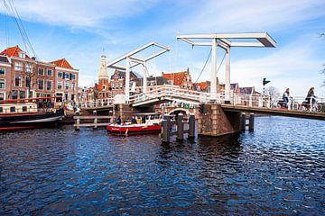 Haarlem die Hühnerbrücke von Brian Morgan