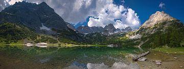 Seebensee in Tirol - Panorama sur Steffen Gierok
