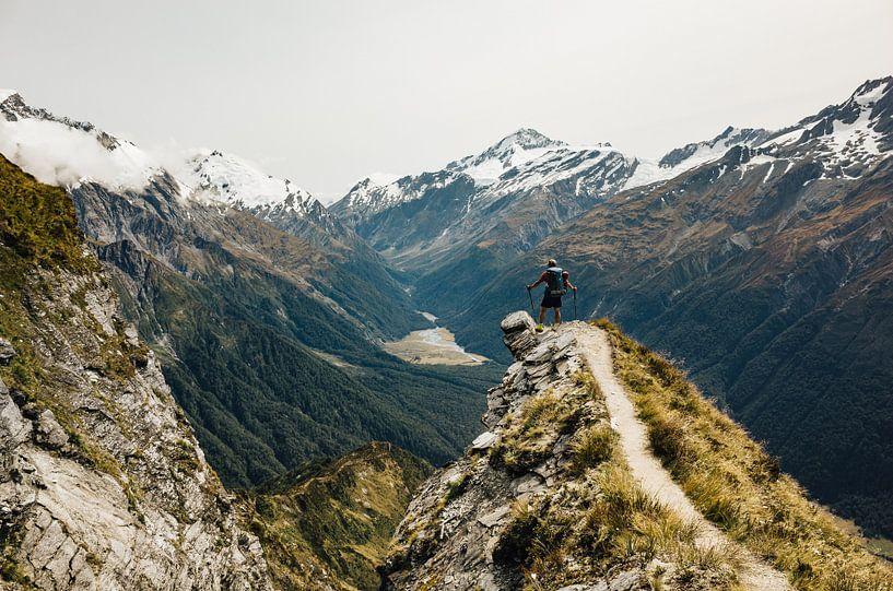Stunning view from Cascade Saddle van Bibi Veth