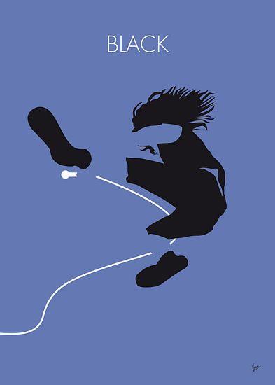 No008 MY Pearl Jam Minimal Music poster