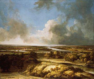 Een Panoramisch Landschap, Philips Koninck