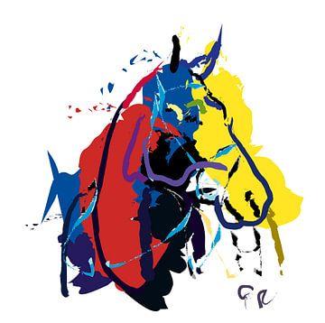 Pferd Zam von Go van Kampen