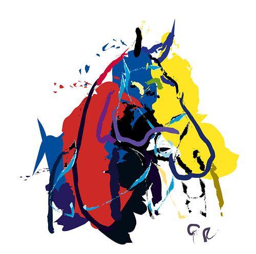 Pferd Zam von