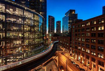 The Loop, Chicago von Reinier Snijders