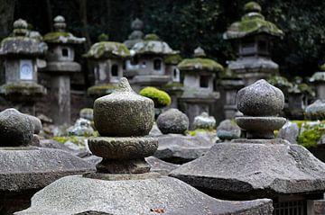 Kasuga-dōrō à Nara sur Emi Barendse