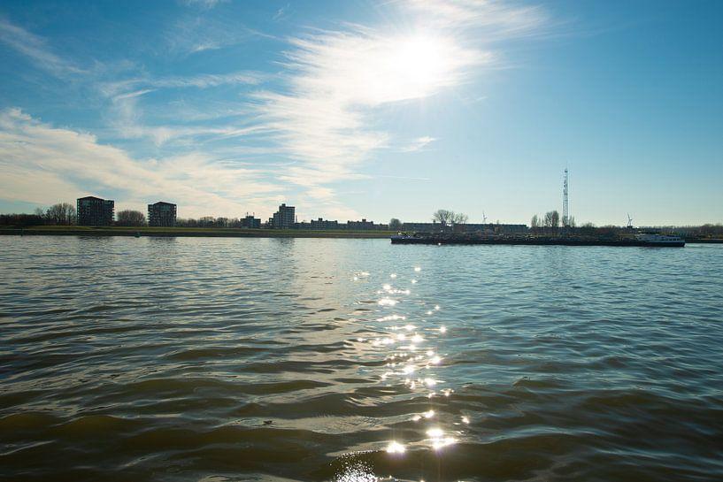Havens van Rotterdam van Brian Morgan