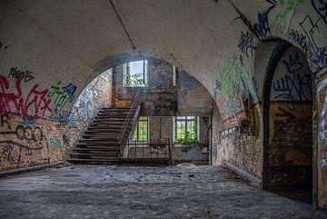 Fort de la Chartreuse von Dutch Zappie