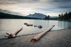 Two Jack Lake von Nathalie Daalder