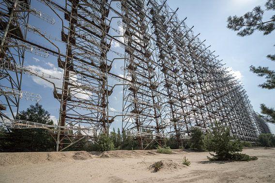Duga radar Tsjernobyl