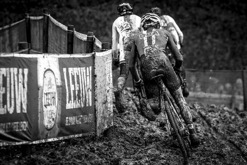 Wereldkampioenschappen veldrijden Valkenburg van Herbert Huizer