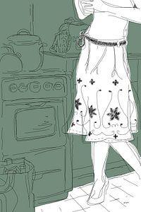 Keuken van
