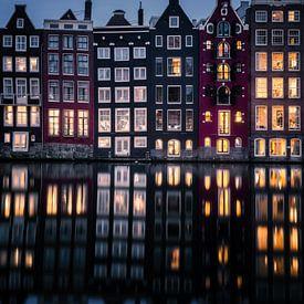 Grachten van Amsterdam van Martijn Kort