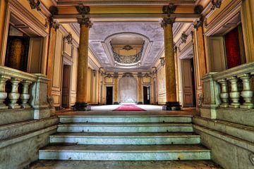 Chateau Lumiere von Marius Mergelsberg
