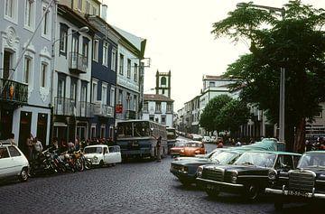 Vintage Mercedes van Jaap Ros