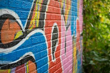 graffiti von marijke servaes