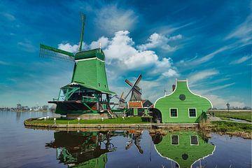 Ein berühmtes Stück Holland von Harry Hadders