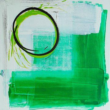 Groene O sur Rob van Heertum