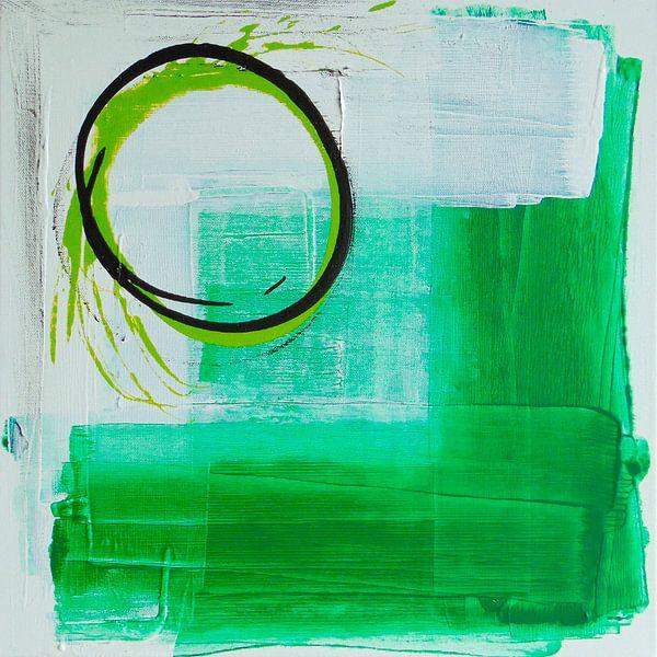 Groene O van Rob van Heertum