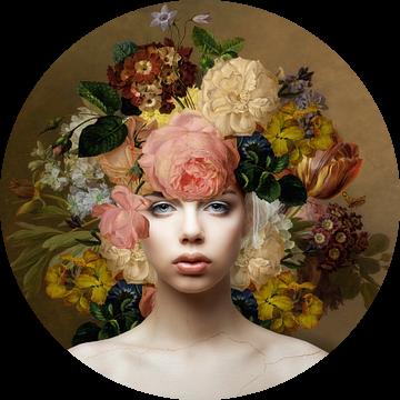 The Painters Muse - Part Trois van Marja van den Hurk
