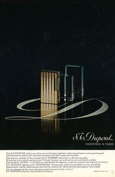 Werbung 1969 von Jaap Ros