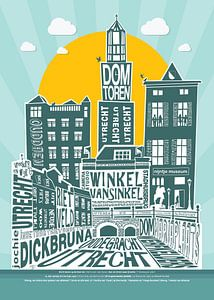 Utrecht Mijn Stadsie