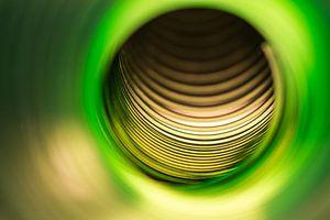 Groene tunnel