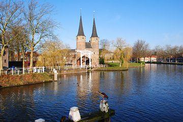 Oostpoort Delft von Miranda Zwijgers