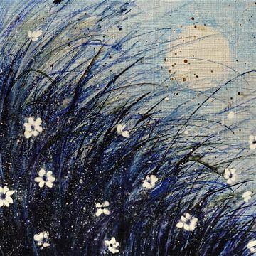 Grassoort blauw