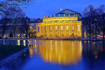 Staatstheater Stuttgart von Patrick Lohmüller